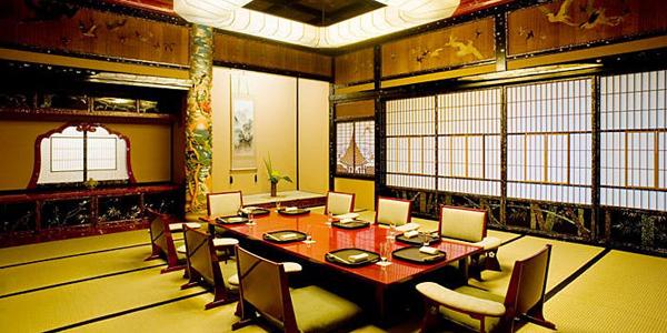 パパ活アプリで使える日本料理 渡風亭/ホテル雅叙園東京