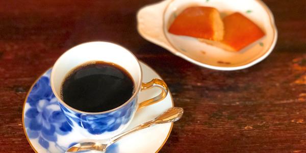 パパ活アプリで使えるコーヒーと焼き菓子