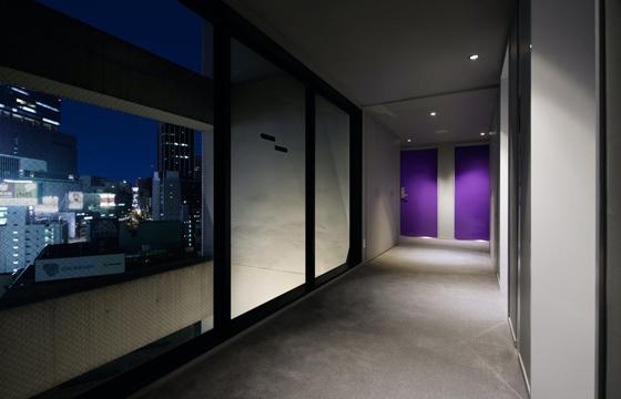 渋谷グランベルホテルのフロア