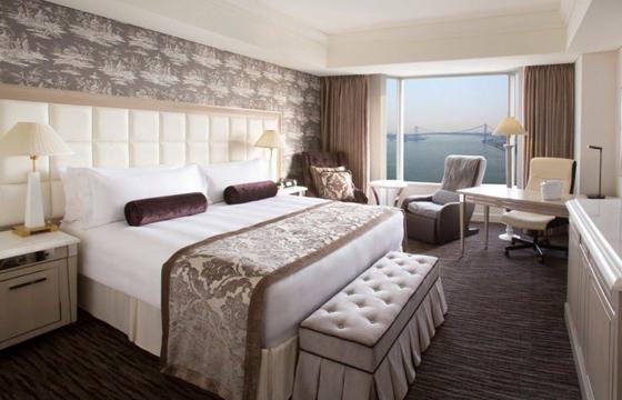 ホテル インターコンチネンタル 東京ベイの室内