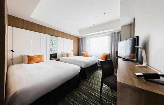 JR東日本ホテルメッツ 渋谷の室内