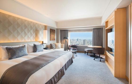 セルリアンタワー東急ホテルの室内