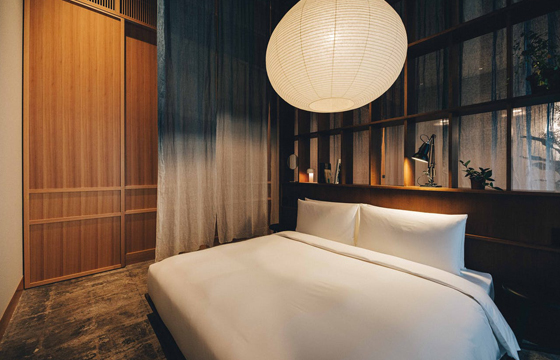 HOTEL K5のベッドルーム