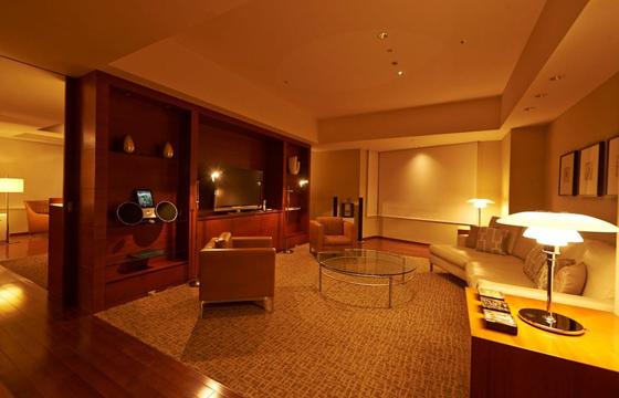 グランド ハイアット 東京の室内