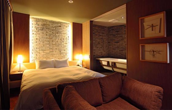 渋谷グランベルホテルの室内