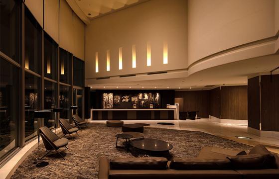 渋谷エクセルホテル東急のフロア