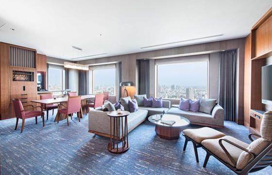 セルリアンタワー東急ホテルのフロア