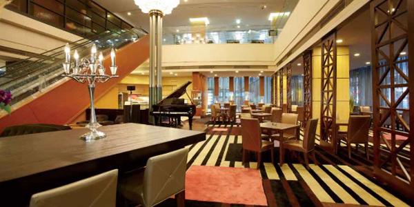 カフェレストラン ミレフォリア
